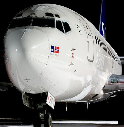 Ln Buc Scandinavian Airlines Sas Boeing 737 505 Boeing Aircraft Scandinavian Airlines System Aviation