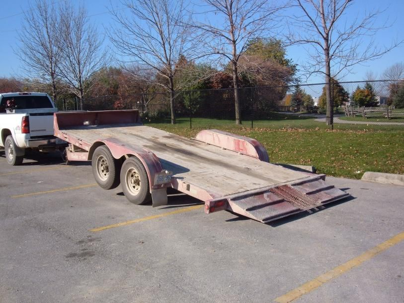 Pin by fern on Fern trailer Tilt trailer, Trailer