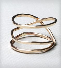 Auriferous Nest Ring | Jewelry Rings | Gunnard Jewelry | Scoutmob Shoppe | Product Detail