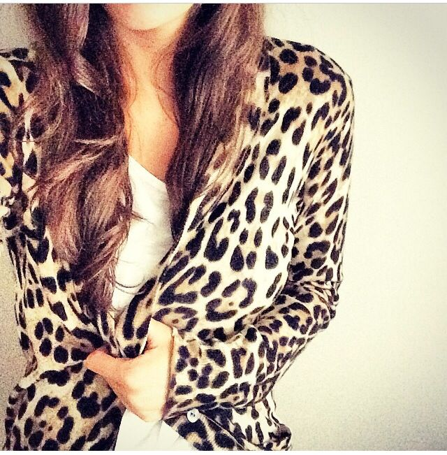 Stitchfix...Ellison Leopard Print Cardigan | Fall/Winter 2014 ...