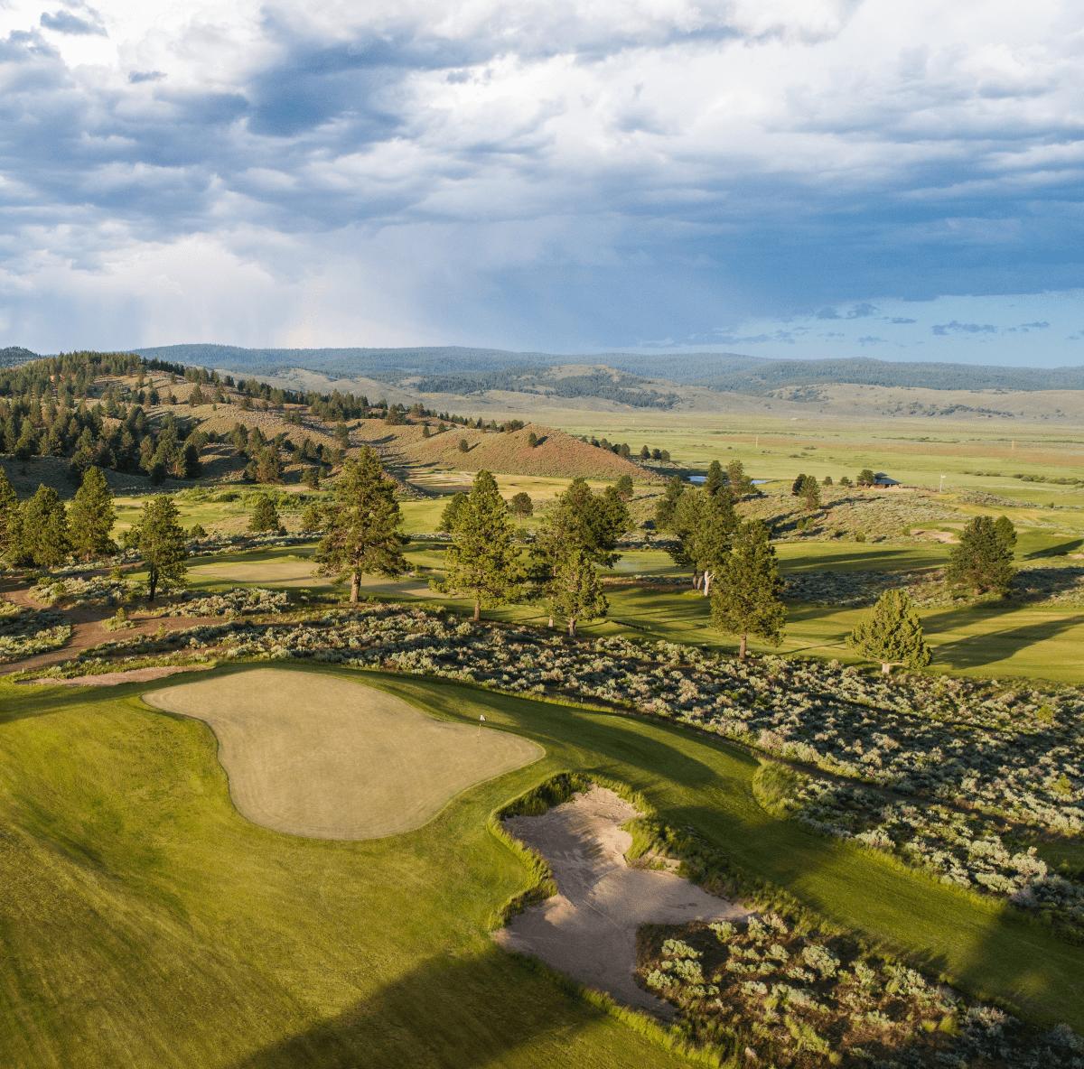 Silvies Valley Ranch Golf A Seasoned Golfer S Opinion Golf Courses Valley Ranch Golf Course Reviews