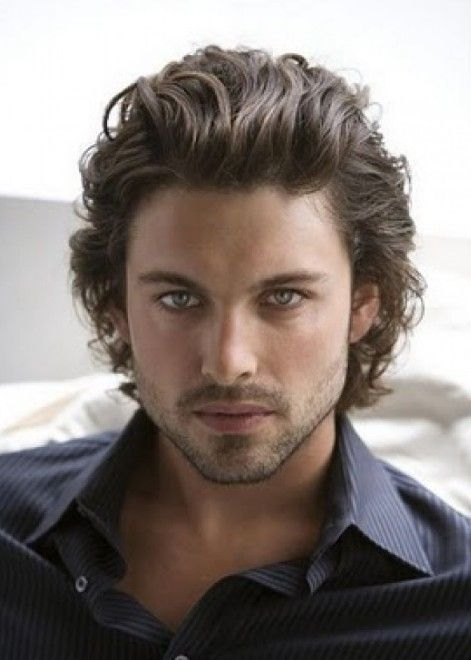 Men S Hairstyle Trends For 2013 Hairstyles Weekly Wavy Hair Men Curly Hair Men Mens Hairstyles