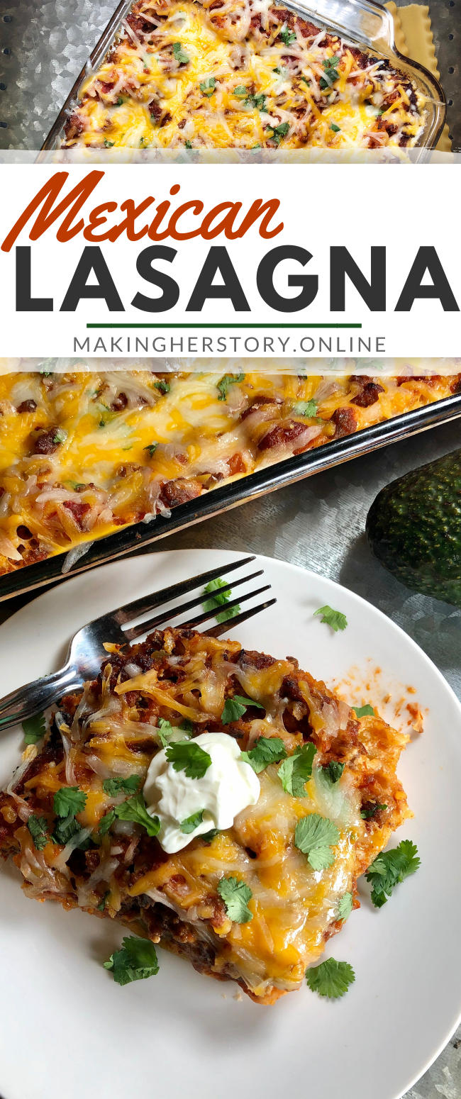 Photo of Mexican Lasagna