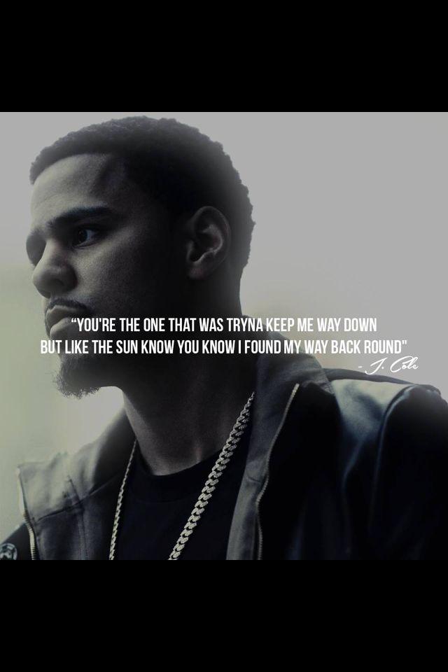 Crooked Smile Cole World J Cole Quotes J Cole Lyrics J Cole