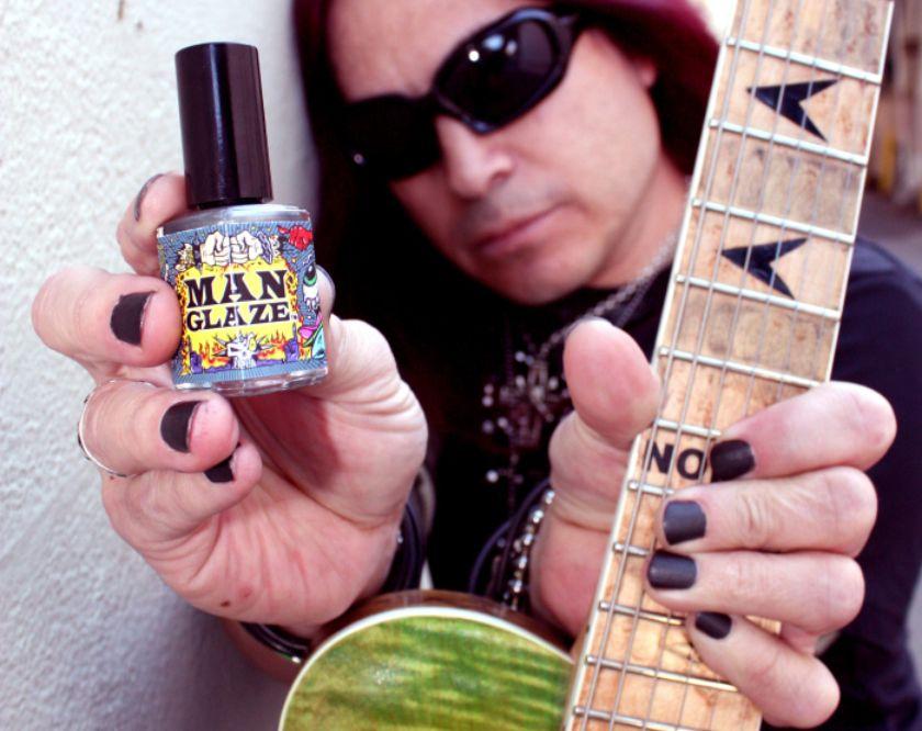 Man Glaze fingernail polish for men (click through for analysis ...