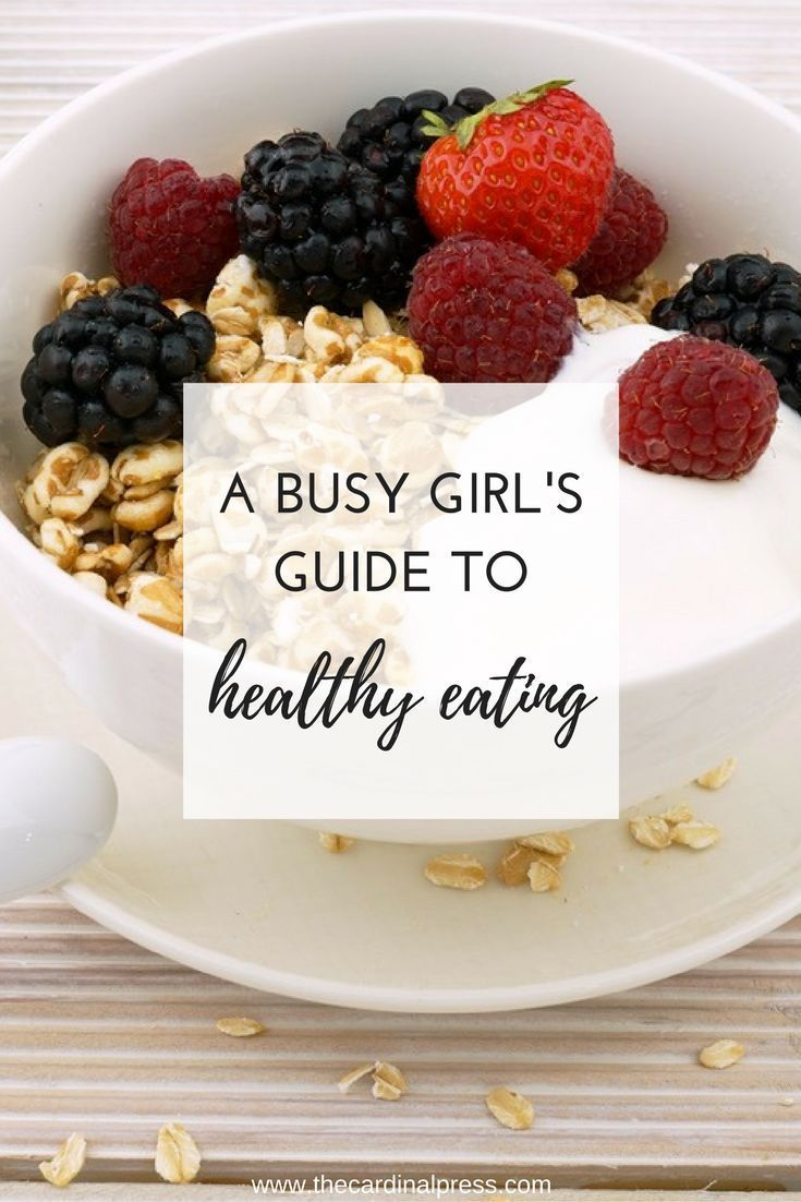 Work, errands, chores, friends, dates, family time, shopping, gym time, beauty routines… Aren't we forgetting another vital point on a busy girl's daily agenda? We are, indeed: meal time.