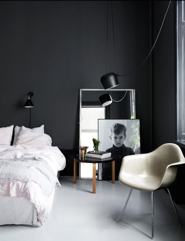 inspiration das graue schlafzimmer bedrooms pinterest graues schlafzimmer grau und. Black Bedroom Furniture Sets. Home Design Ideas