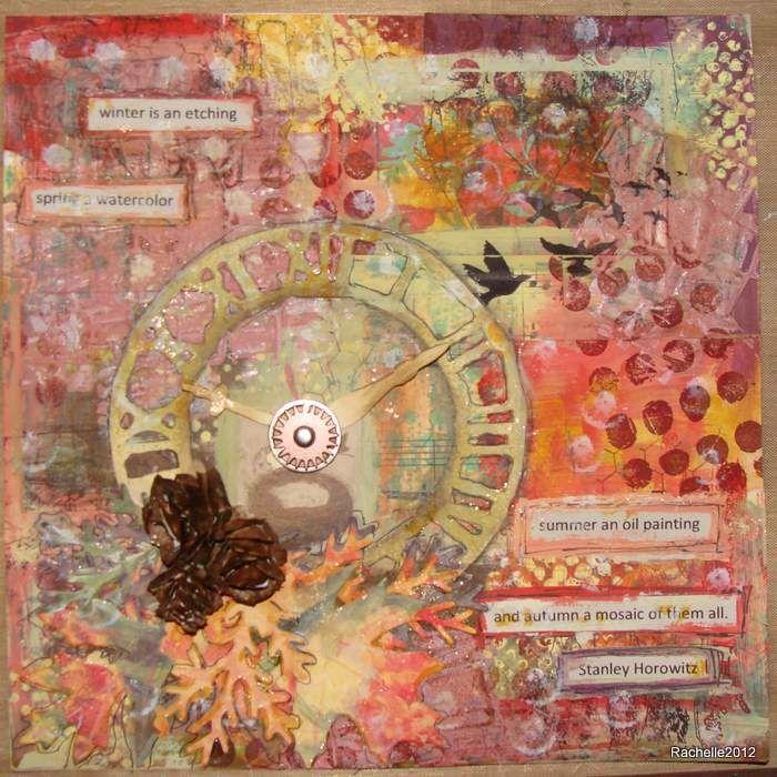 Rachelle...Paper Artists Online