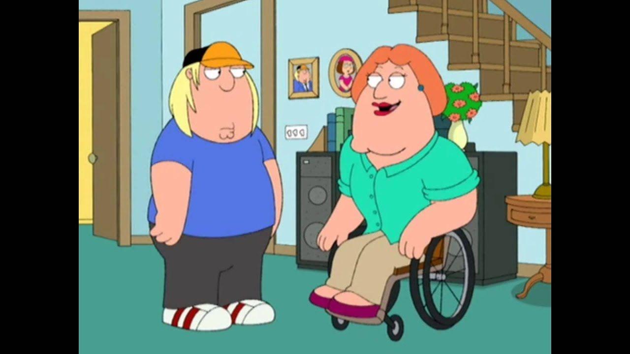Family Guy: You're Getting Slacks