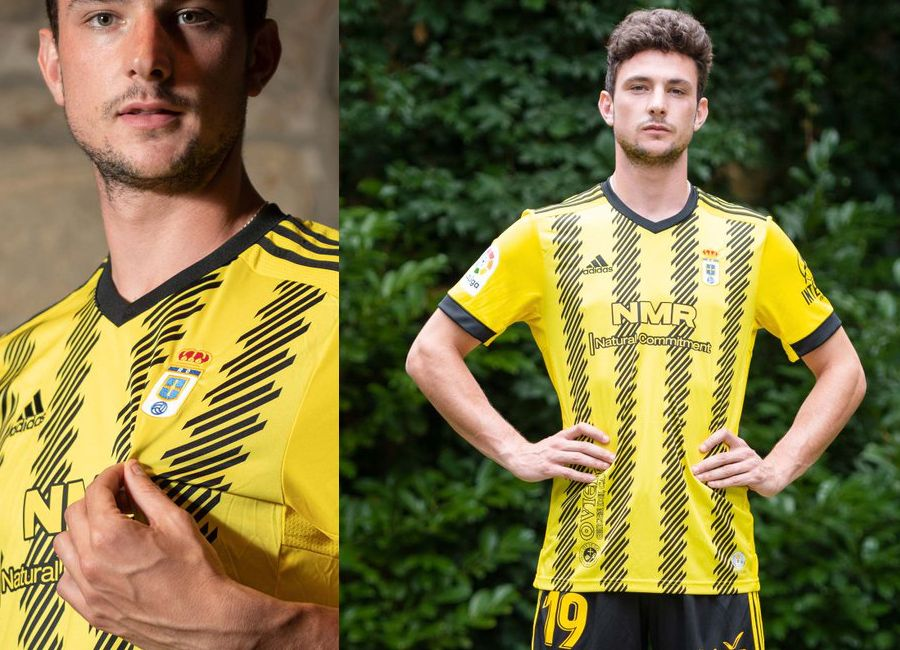 Subrayar Mensajero revolución  Real Oviedo 2020-21 Adidas Away Kit #ElCaminoComienzaAquí #adidasfootball  #RealOviedo in 2020   Yellow shirts, Mens tops, Oviedo
