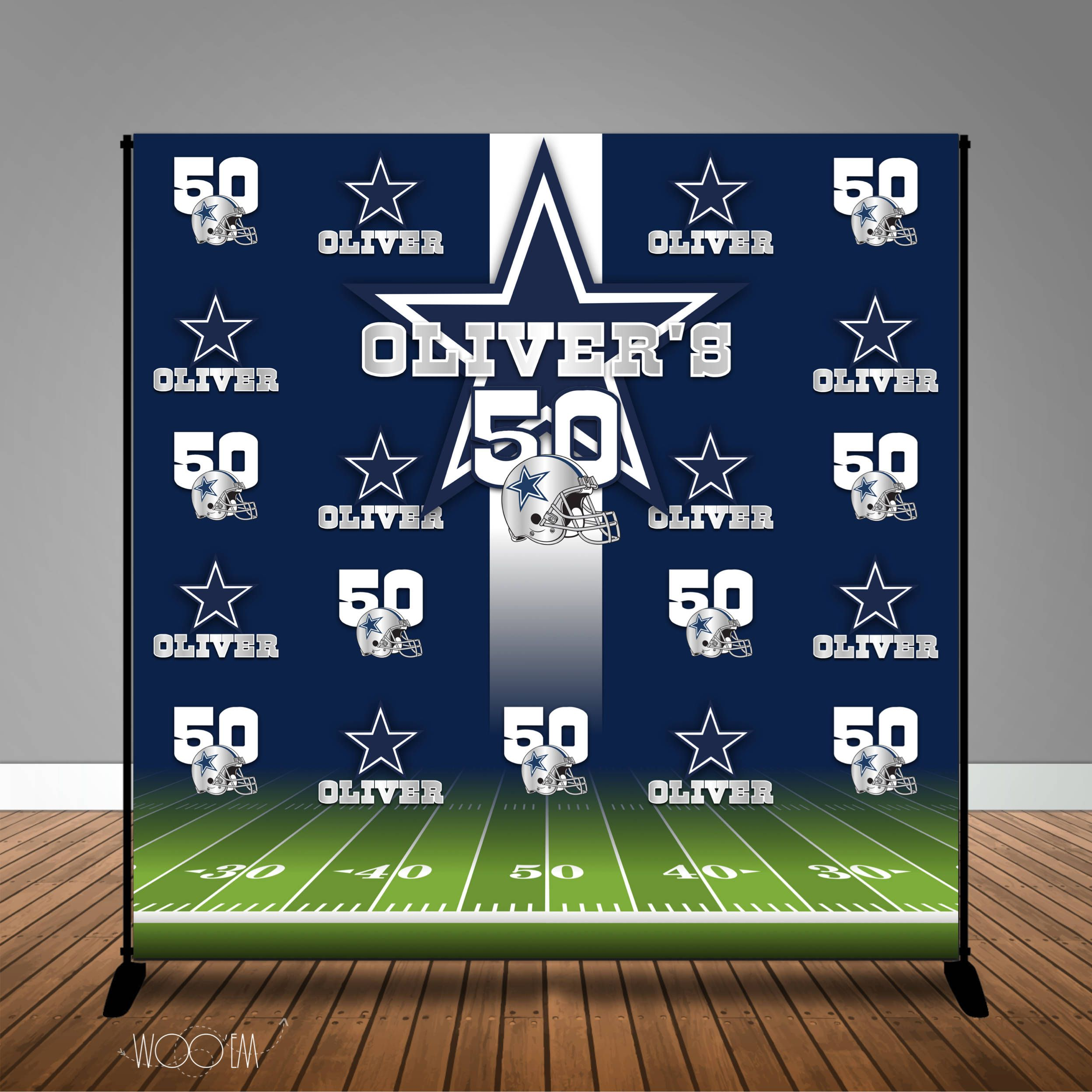 Dallas Cowboys Football 40th a97db4489