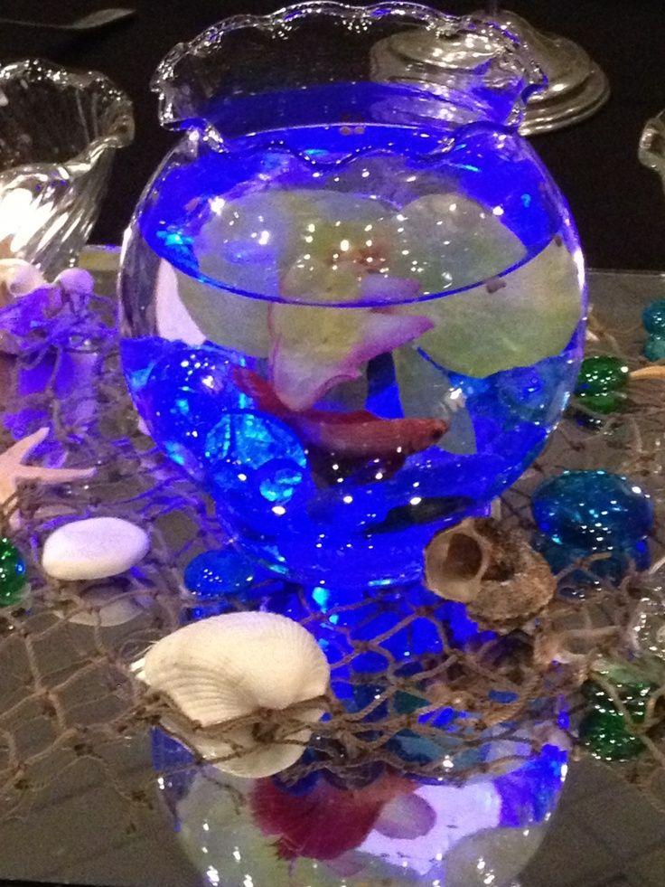 Under The Sea Centerpiece Ideas Under The Sea