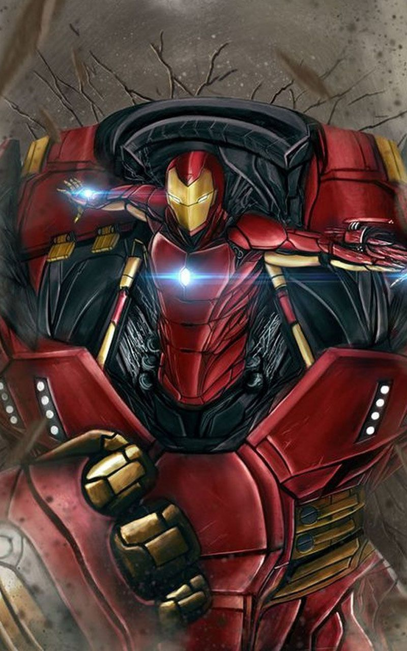 Iron Man Hd Wallpaper Iron Man Film Marvel Art
