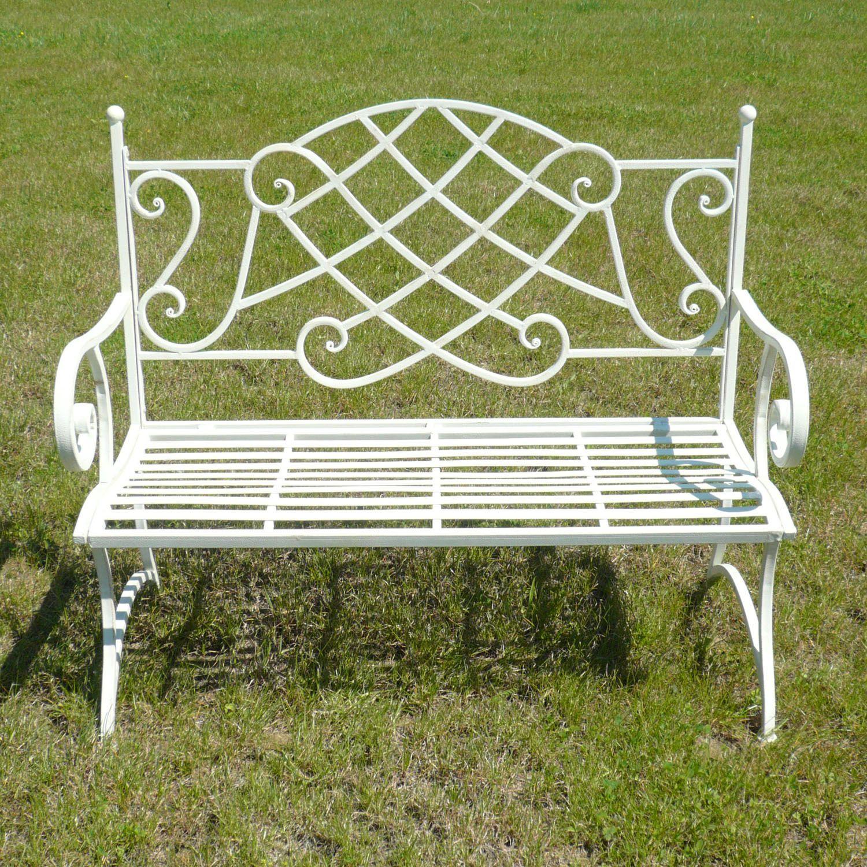 silla de jard n en hierro forjado hierro pinterest