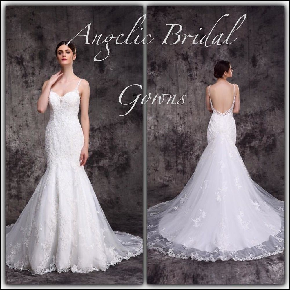 Angelic Bridal Gowns | Dresses and Gowns Ideas | Pinterest | Bridal ...