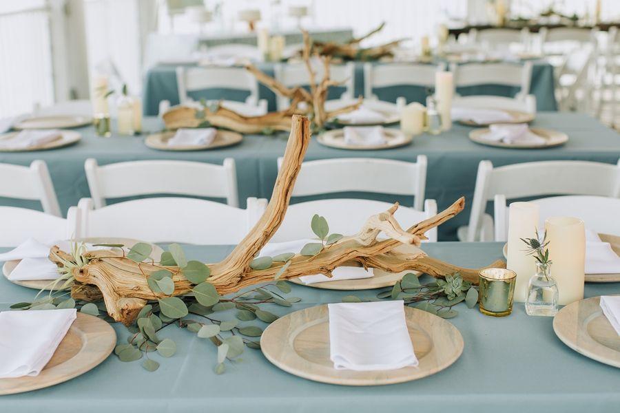 Organic Coastal Inspired Clearwater Beach Wedding