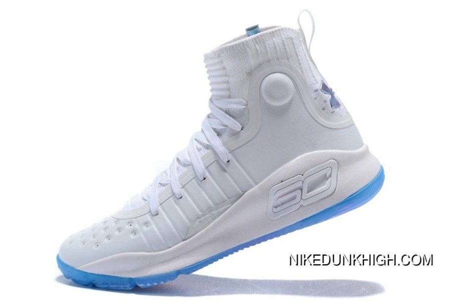 37069571c Under Armour Curry 4 All-Star White/Ice Blue Latest in 2019 | Stuff ...