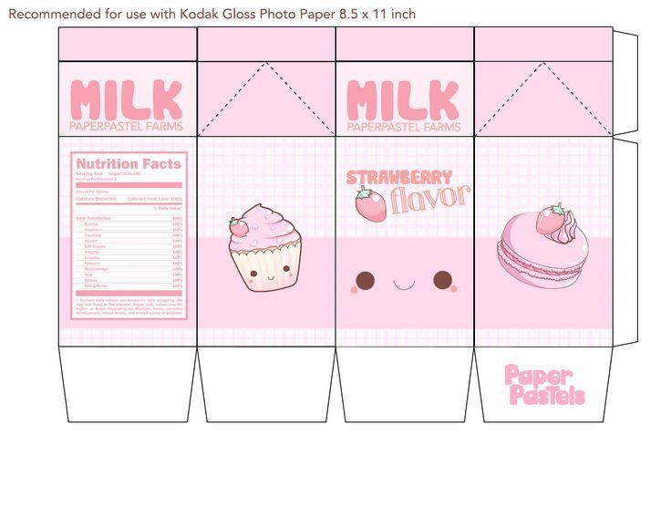 cute papercraft templates - Google Search Crafting DIY Doll, Diy