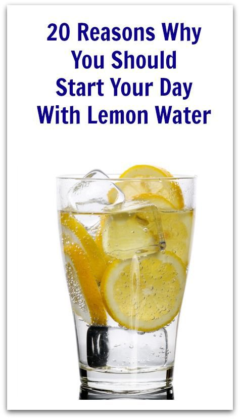 Why You Should Drink Warm Lemon Water Before Bed | Lemon