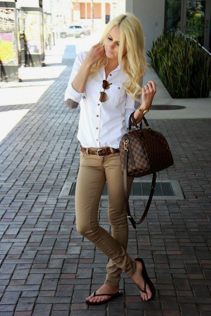 Trendesso: Bezova elegancia / Beige elegancy