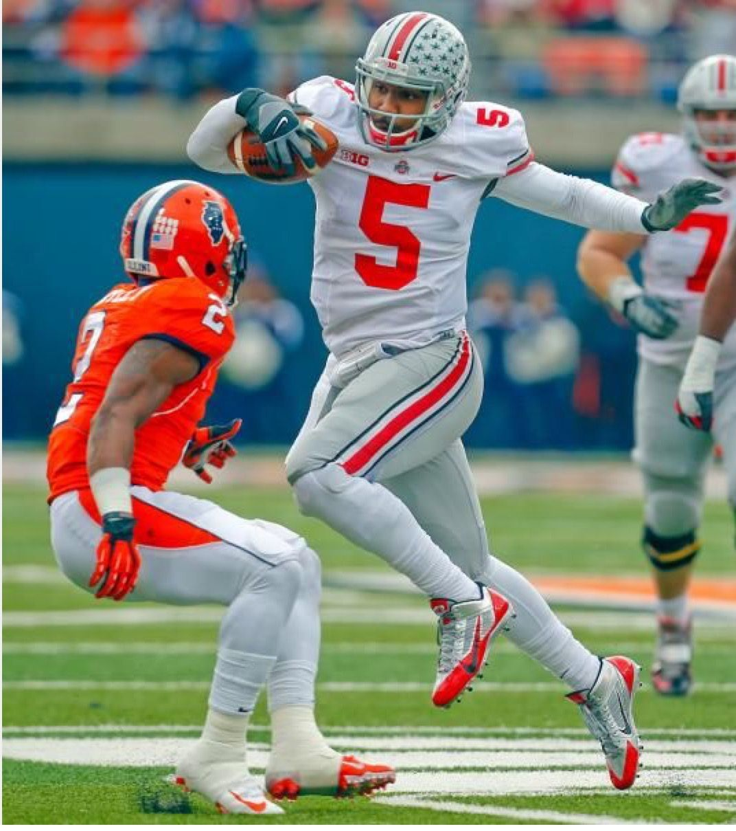 Pin by Alan Yousey on Buckeyes Braxton miller, Ohio