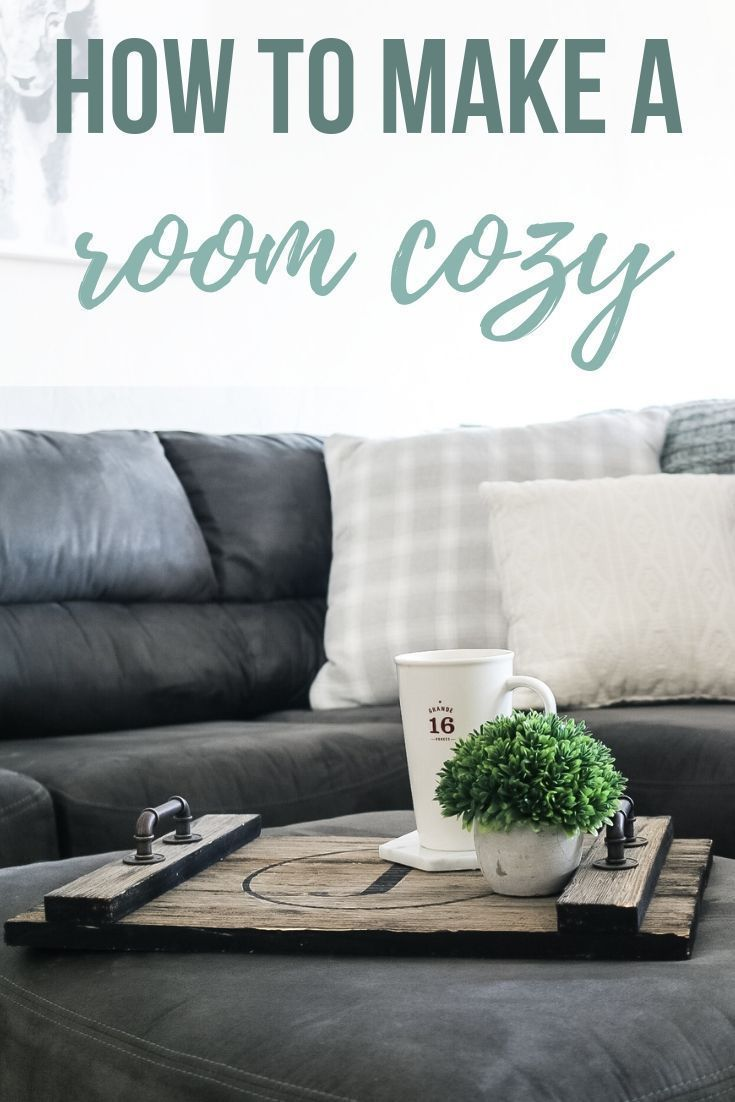 Cozy Living Room: 12 Ways To Make Any Room More Cozy images