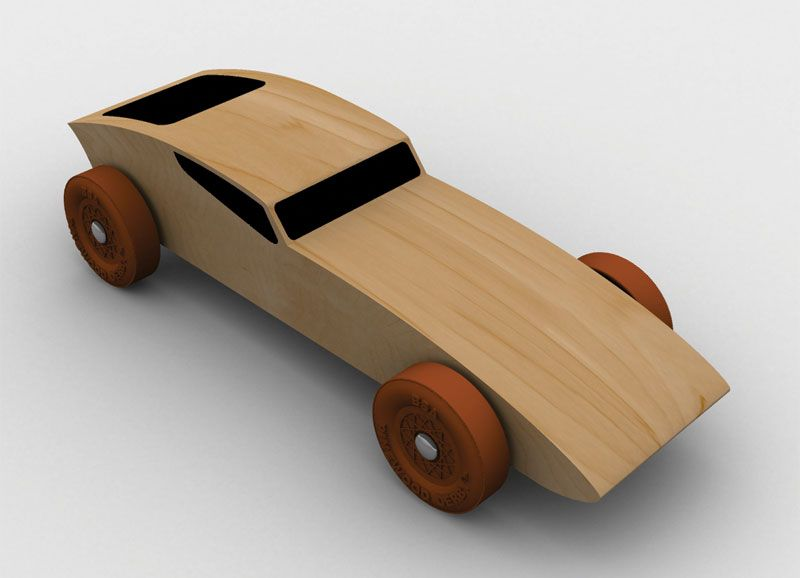 Coupe racer pinewood derby car pinterest pinewood for Free templates for pinewood derby cars
