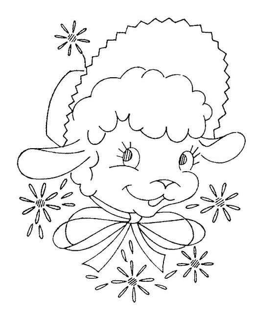 Free Embroidery Patterns Transfer Pinterest Embroidery