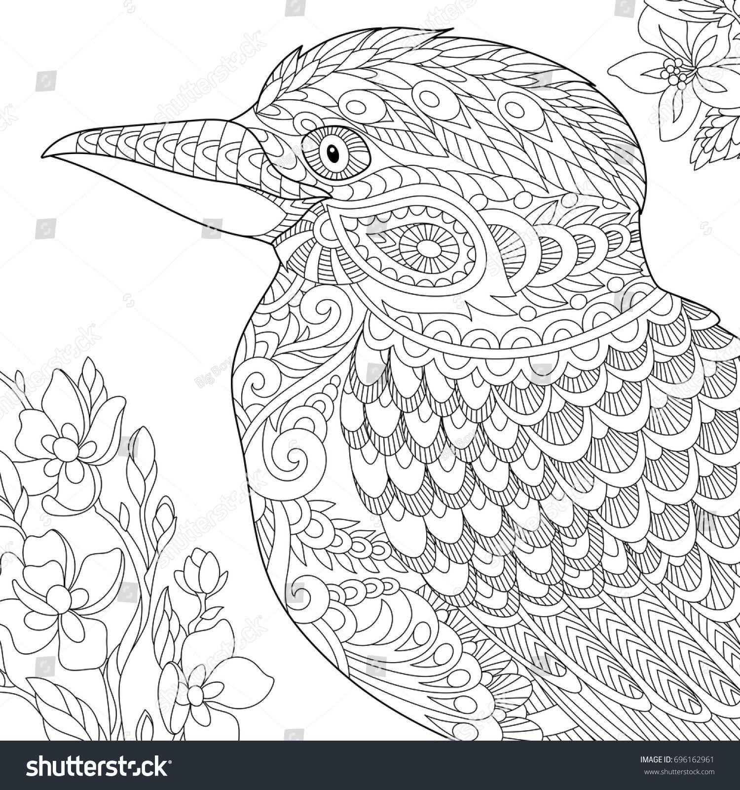 Pin de ColoringPageExpress en Zentangle Designs   Pinterest ...