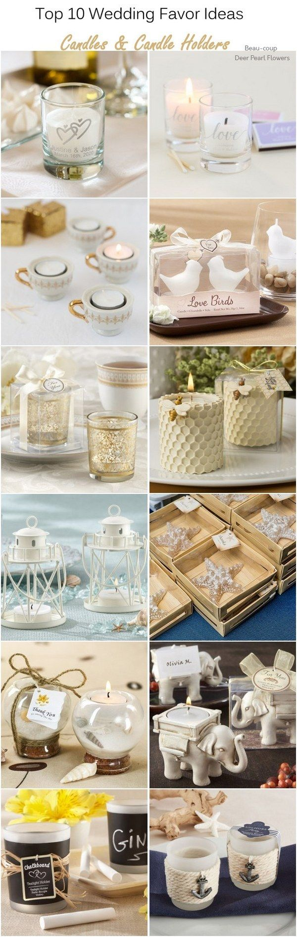 Top 10 Wedding Favor Ideas that Your Guests Will Actually Like ...