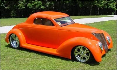 These kit cars are no longer available today. & 1937 Ford Coupe | Cool rides | Pinterest | Coupe Ford and Kit cars markmcfarlin.com