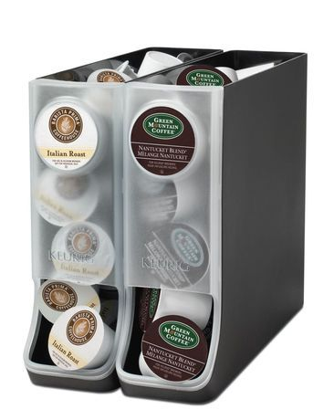 K-Cup Storage Dispenser - www.walmart.ca $21.97