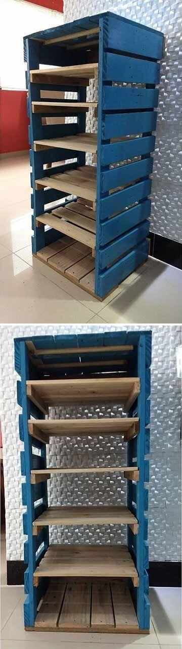 Indoor & Outdoor Wooden Pallet Projects - | Wooden pallet ...