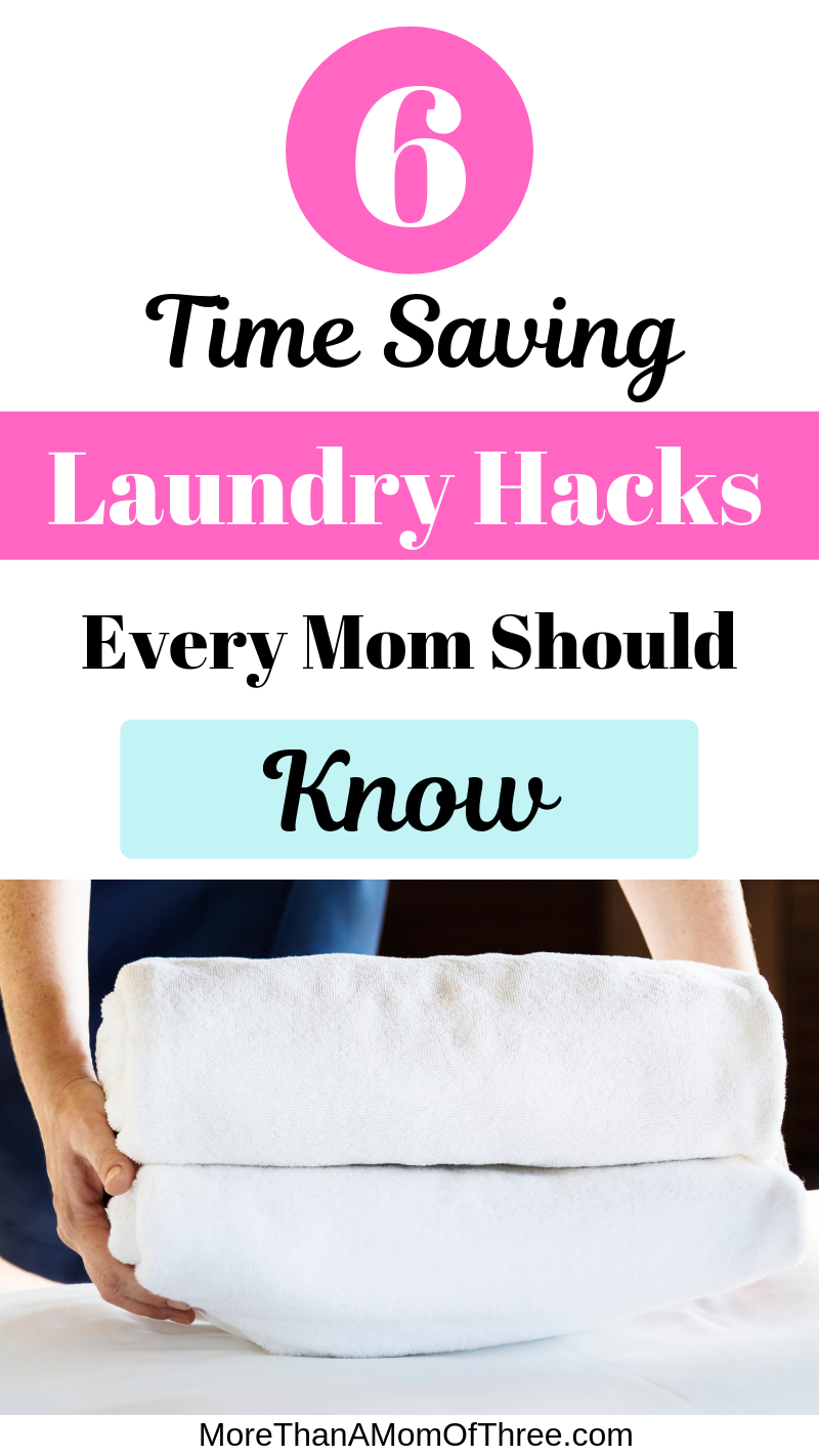 Time Saving Laundry Tips For Busy Moms  More Than A Mom Of Three Do not miss these time Saving Laundry Tips For Busy Moms Take advantage of these laundry hacks to get mor...