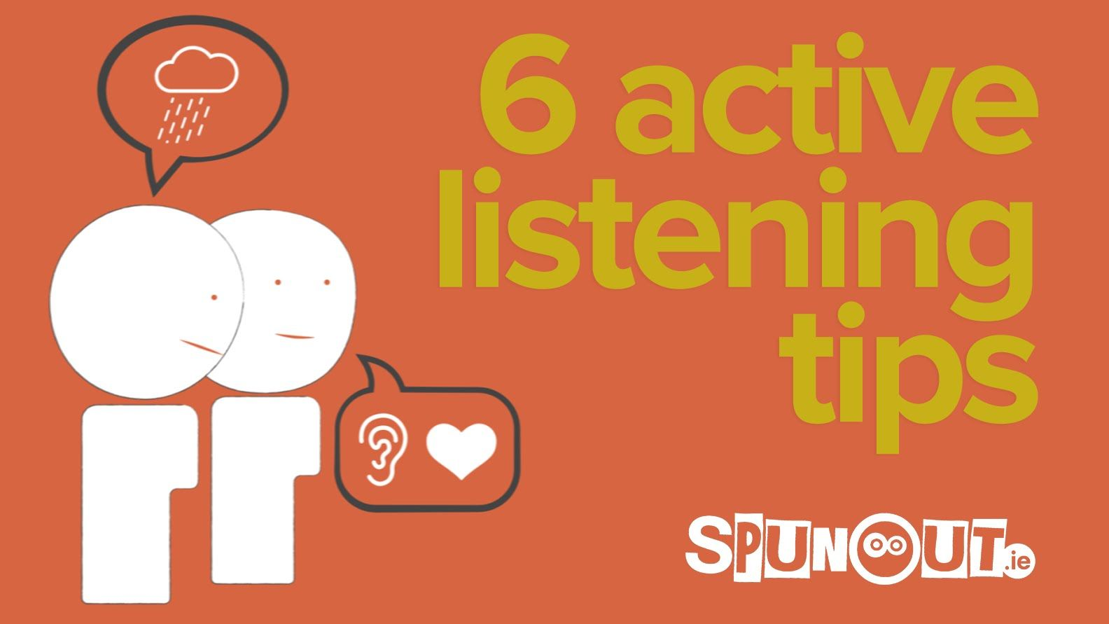 6 Tips For Active Listening Littlethings