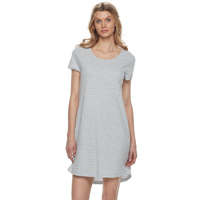 baa99386e6 Women s Croft   Barrow® Pajamas  Naptime Short Sleeve Sleep Shirt ...
