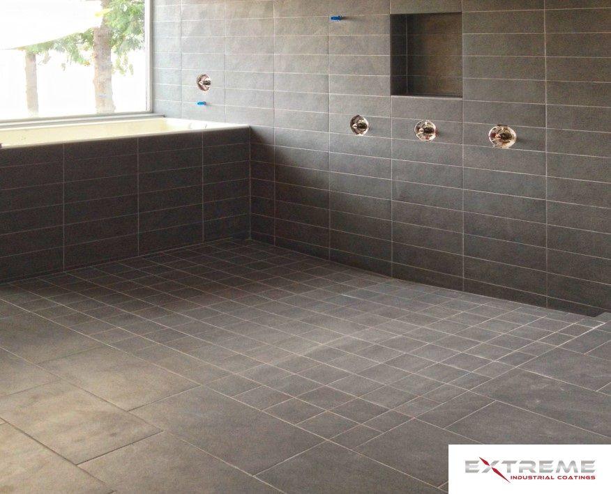 Slope Flooring To Drains Bathroom Construction Shower Design