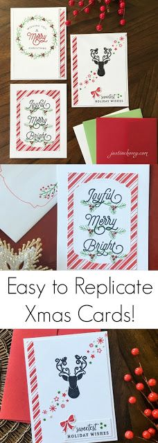 Justine\u0027s Cardmaking 12 Days of Christmas *Day 2* Catherine Pooler