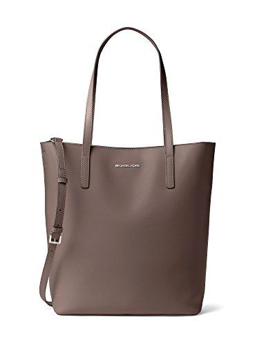b62cfc936ef2f9 MICHAEL MICHAEL KORS Emry Large Leather Tote Cinder -- You can get more  details by clicking on the image.Note:It is affiliate link to Amazon.