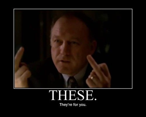 The Wire Motivational Posters
