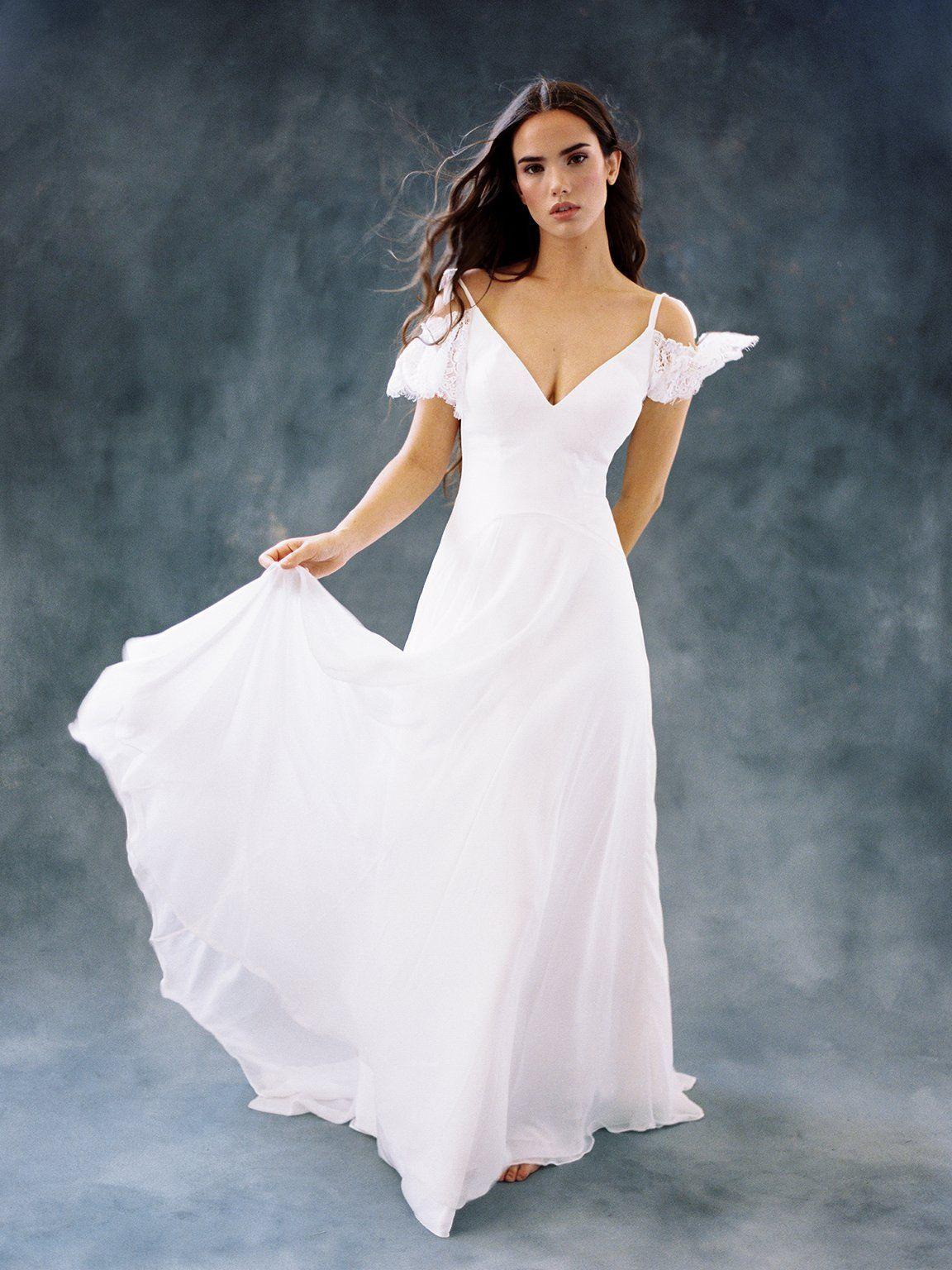 Boho Sweet Lace Cold Shoulder Cap Sleeve Dress Save 150