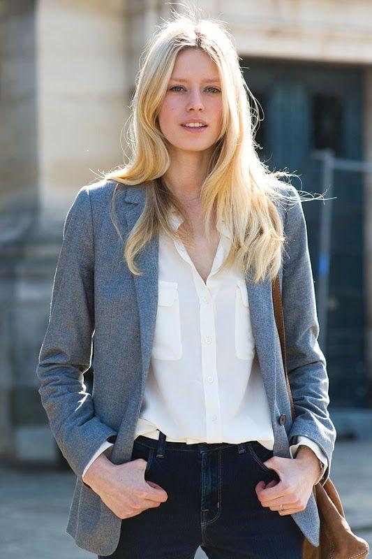 Vanessa Jackman: Paris Fashion Week AW 2011.Ada