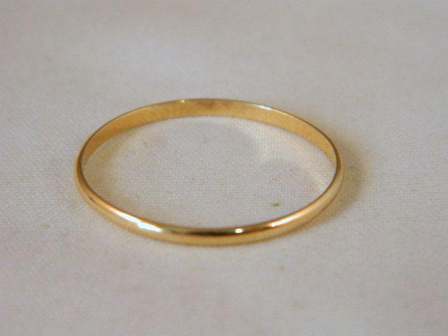 Mens 10k Gold Wedding Ring Vintage Yellow Gold Thin Simple Etsy Gold Wedding Rings Vintage Yellow Gold Wedding Band Gold Wedding Rings