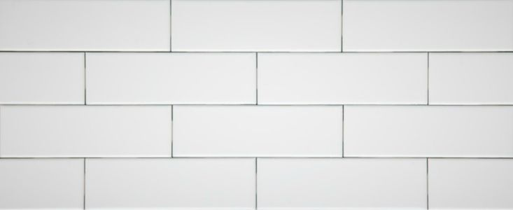 Clearance Metro Subway Tile Matte White 2 Quot X 8 Quot Ceramic