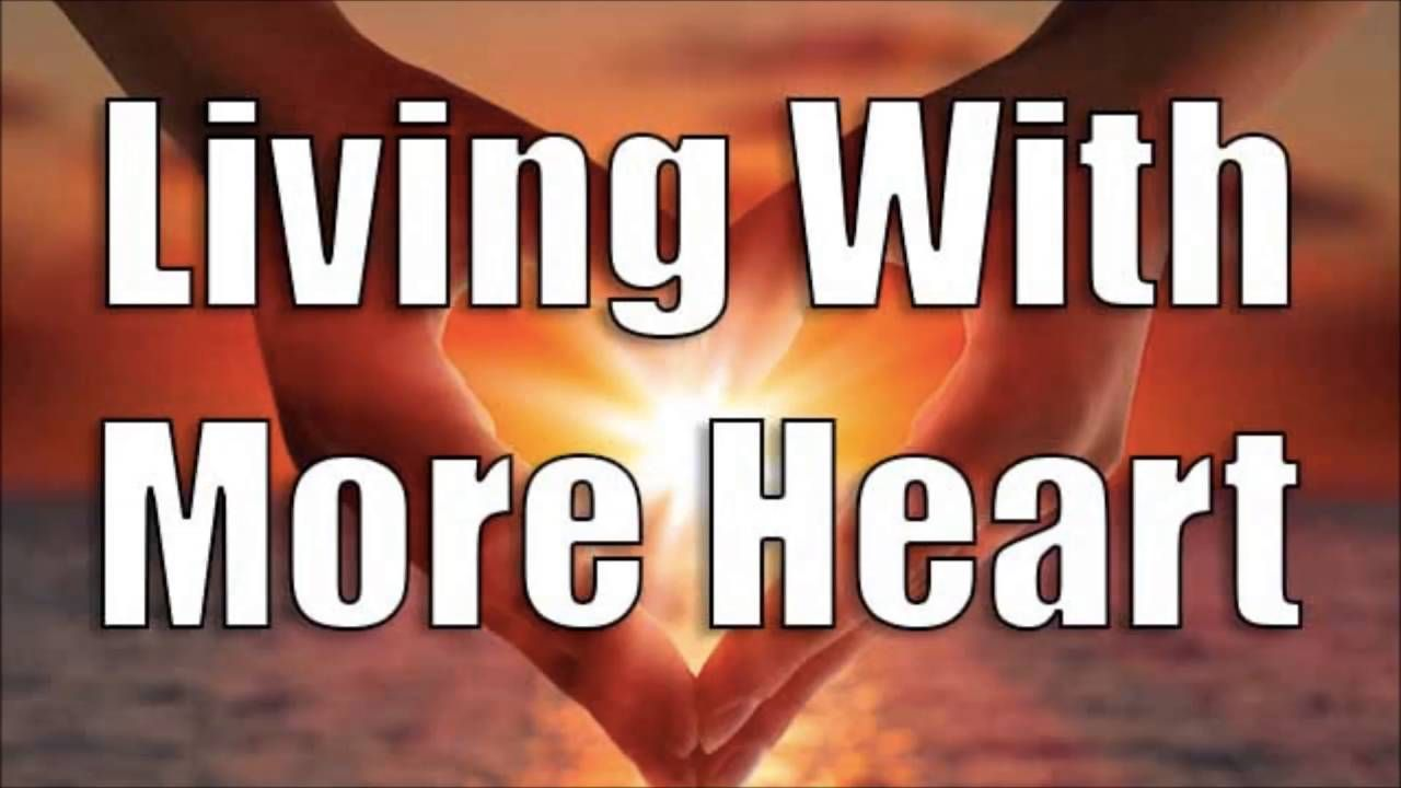 Howard Martin Heartmath How To Live Authentically From The Heart Youtube Listening To You Heart Intuition