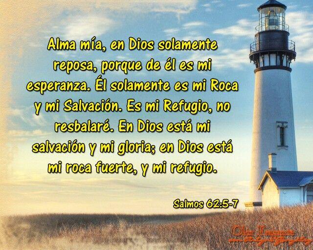 Salmos 62:5-7