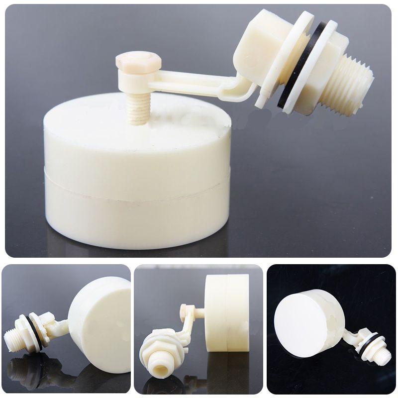 Small Adjustable Plastic Float Valve 1 2 Automatic Solar Water