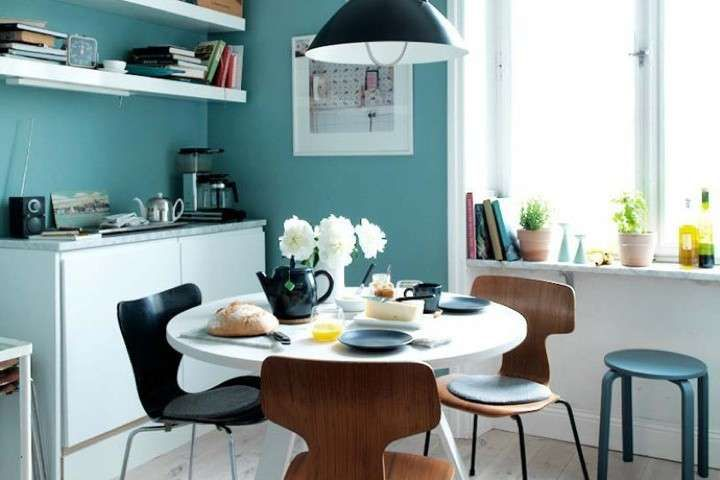 Abbinamento colori pareti cucina | tables and chairs | Pinterest ...