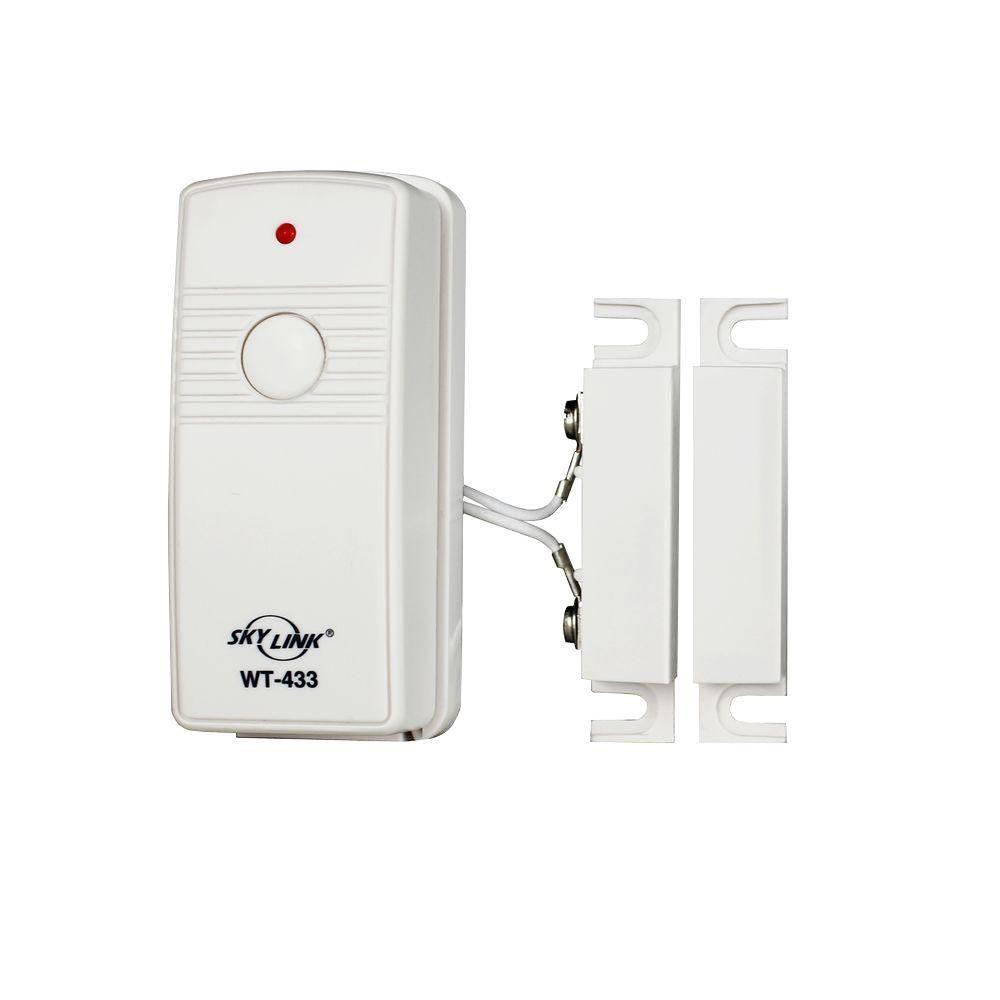Skylink Wireless Door And Window Sensor Security Cameras For