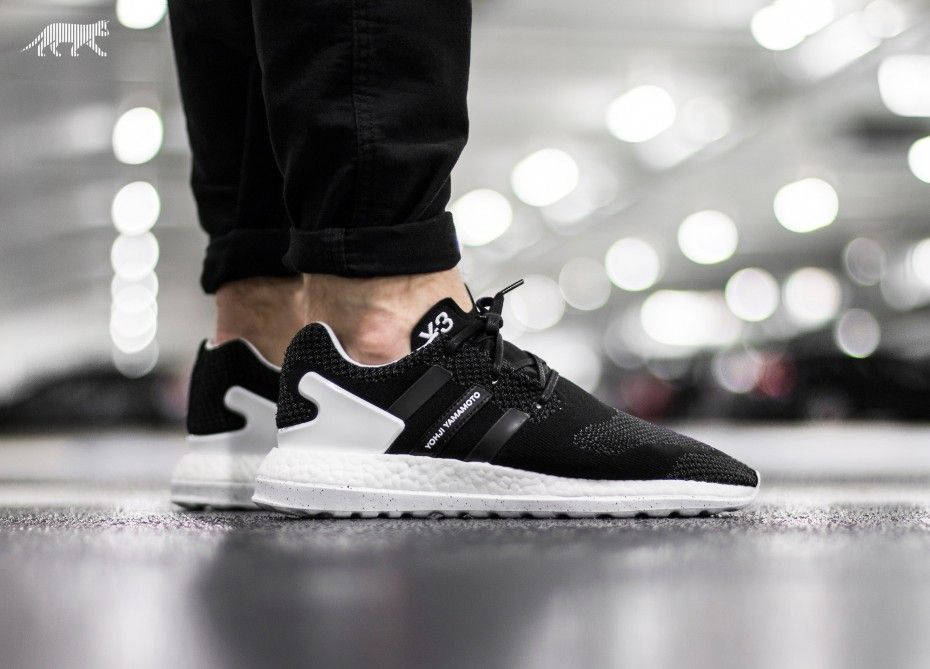 Adidas Pure Boost Zg All Black